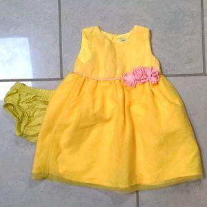 12m carter's dress